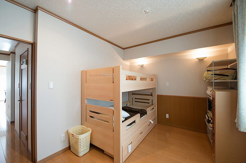 Mountainside Palace Bunk Beds | Upper Hirafu