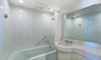 Mountainside Palace Bathroom with Bathtub | Upper Hirafu