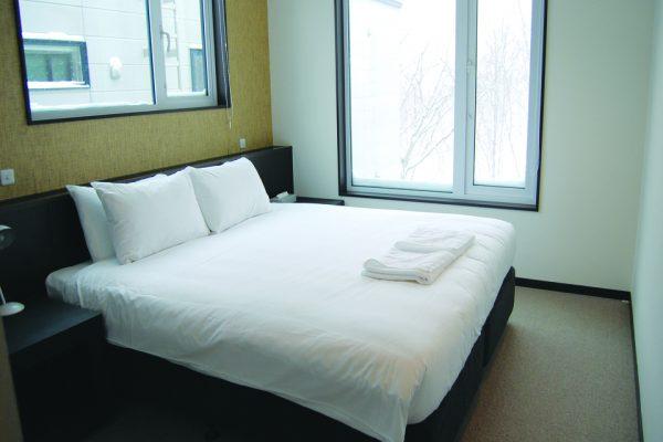 Neyuki Townhouses Double Bed | Middle Hirafu