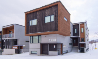 Neyuki Townhouses Exterior | Middle Hirafu