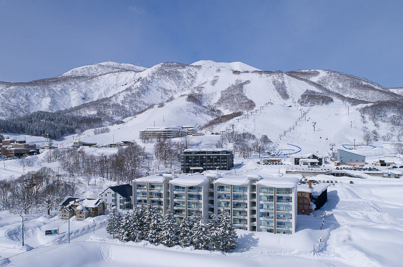 Niseko Landmark View Outdoor View | Upper Hirafu