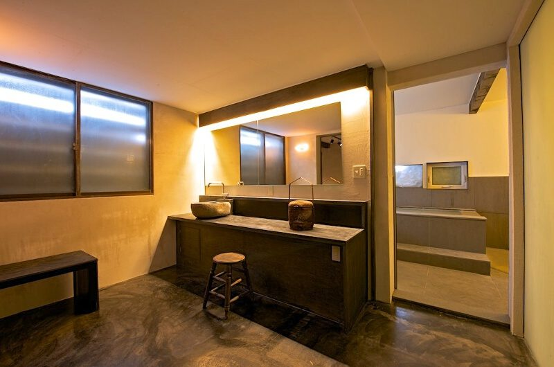 Sekka Onsen House En-Suite Bathroom | Chisenupuri