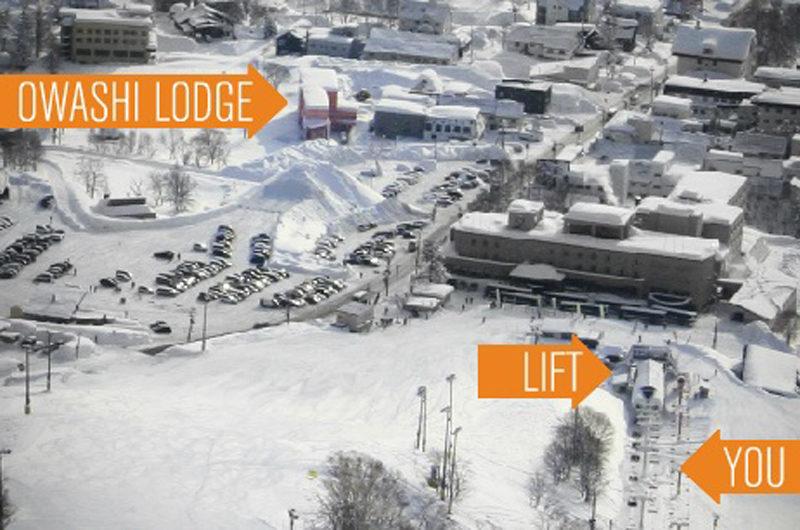 Owashi Lodge Overview | Upper Hirafu