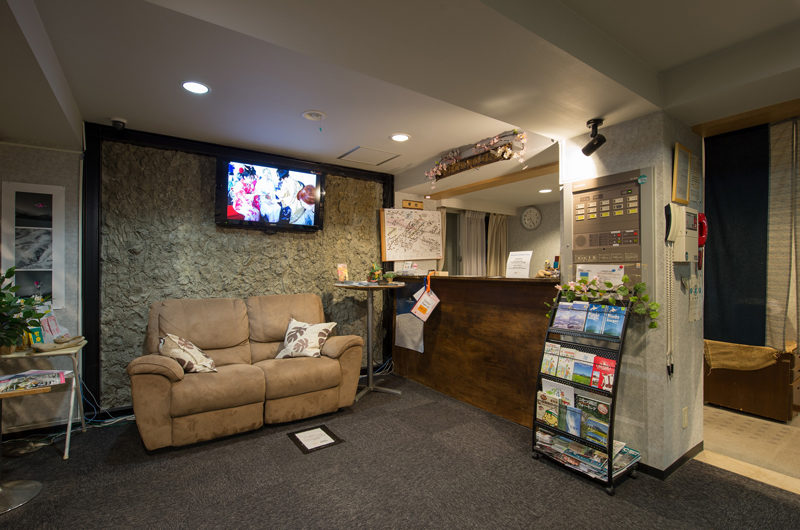 Owashi Lodge Reception | Upper Hirafu