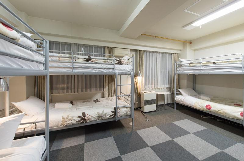 Owashi Lodge Dorm Room Sleeps 6 | Upper Hirafu