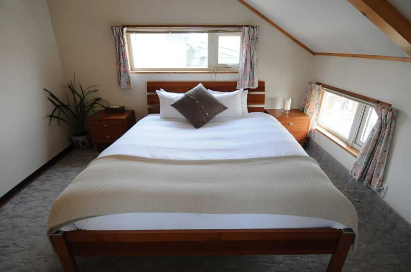 Powder Cottage Bedroom | Middle Hirafu Village