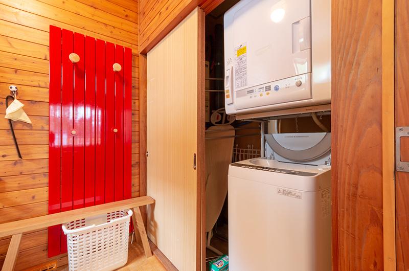 Powder Cottage Laundry Room | Middle Hirafu Village