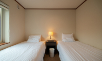 Powder Cottage Twin Bedroom | Middle Hirafu Village