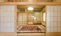 Powderhound Lodge Seating Area | Upper Hirafu