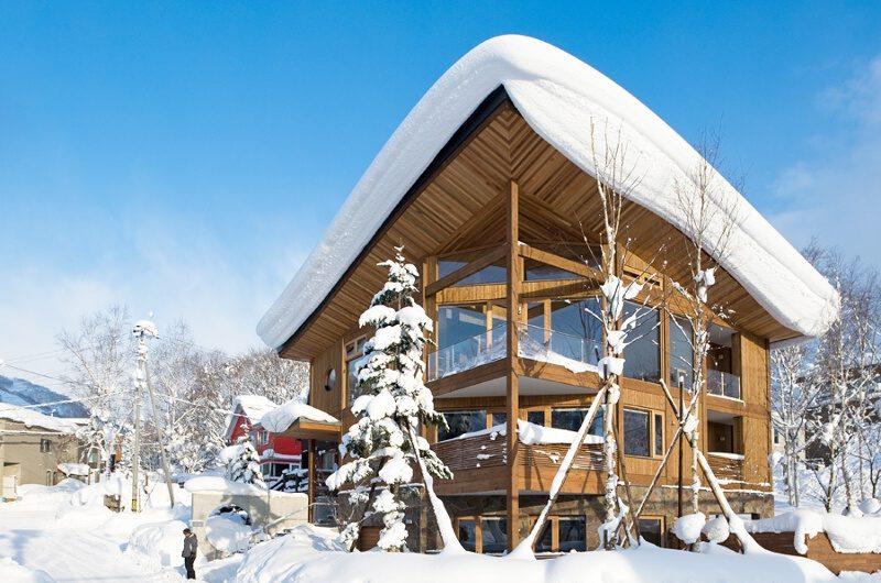 Seshu Outdoor Area with Snow | Lower Hirafu