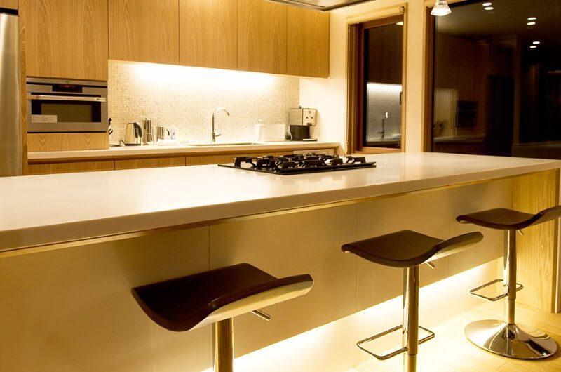 Seshu Kitchen Area | Lower Hirafu