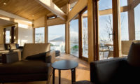 Seshu Seating Area with Outdoor View | Lower Hirafu