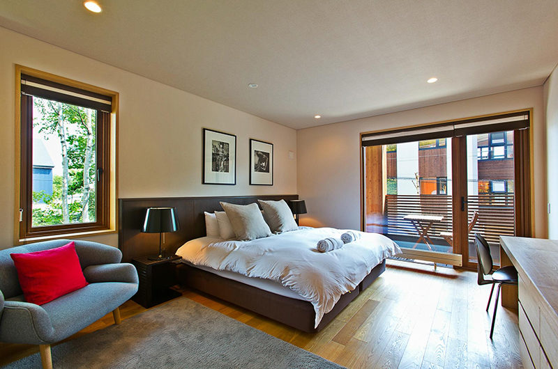 Seshu Bedroom with Study Table | Lower Hirafu