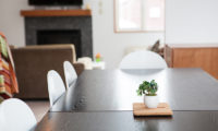 Shirokuma Chalets Dining Table | Middle Hirafu