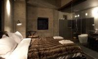 Suiboku Bedroom and Bathroom | Upper Hirafu Village