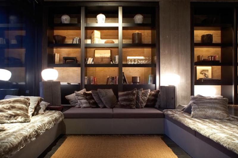 Suiboku Living Room | Upper Hirafu Village