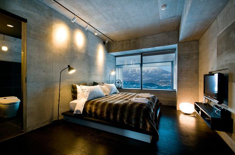 Suiboku Bedroom with Mountain View | Upper Hirafu Village
