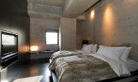 Suiboku Twin Bedroom with TV | Upper Hirafu Village
