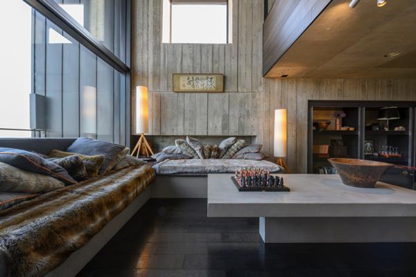 Suiboku Indoor Lounge Area | Upper Hirafu Village
