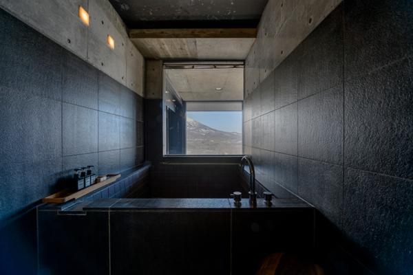 Suiboku Bathtub with View | Upper Hirafu Village