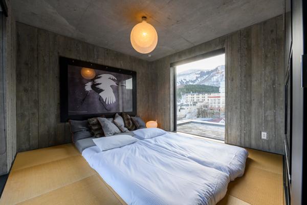Suiboku Bedroom | Upper Hirafu Village
