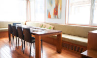 Itoku Indoor Dining Area | Middle Hirafu