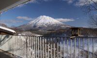 Tokubetsu Mountain View from Balcony | Lower Hirafu