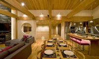 Tsubaki Kitchen Living and Dining Area | Lower Hirafu