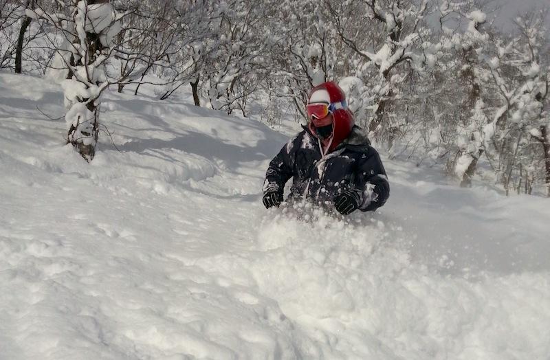Moiwa Ski Resort Niseko