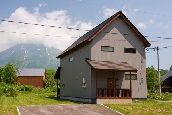 The Chalets at Country Resort Ishikari Outdoor Area | West Hirafu