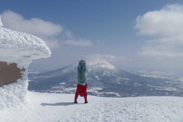 Peak Grand Hirafu Peak   Lower Hirafu