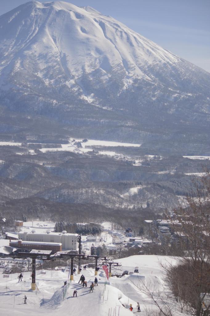 Niseko Grand Hirafu Terrain Park