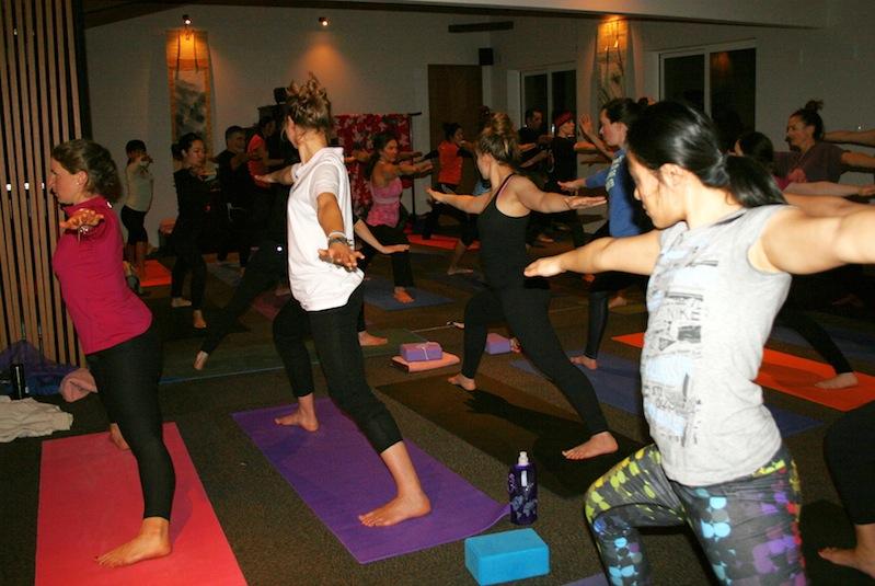 Niseko Powder Yoga
