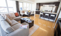 Alpen Ridge Living and Dining Area | Upper Hirafu Village