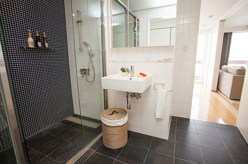 Alpen Ridge En-suite Bathroom | Upper Hirafu Village