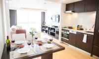 Alpen Ridge Kitchen and Dining Area | Upper Hirafu Village