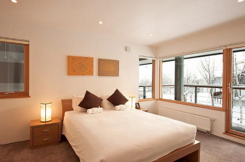 Avalon Bedroom View | Lower Hirafu Village