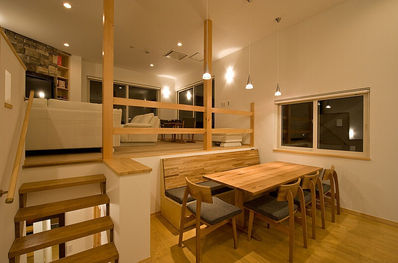 Birch Grove Living and Dining Area | Lower Hirafu