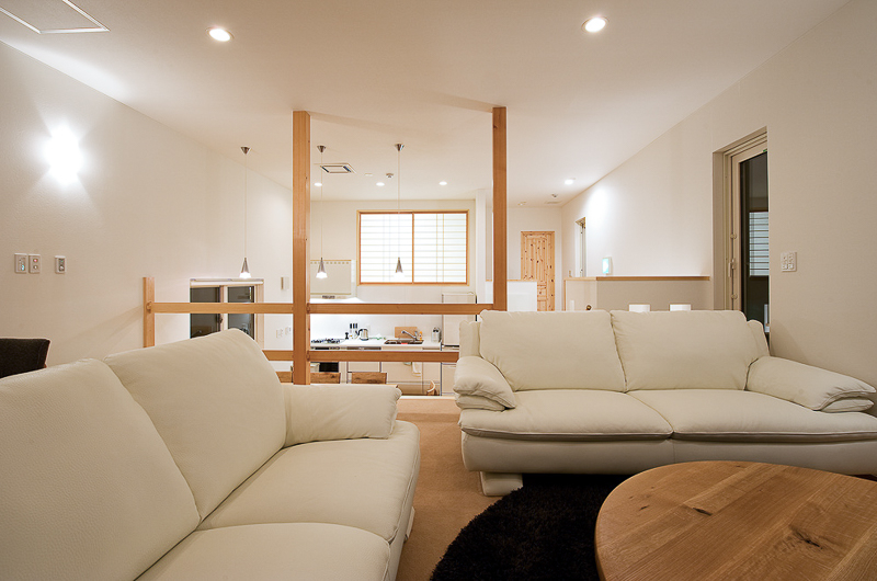 Birch Grove Lounge Area | Lower Hirafu