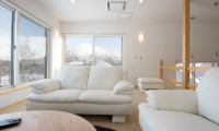 Birch Grove Lounge Area with Mountain View | Lower Hirafu
