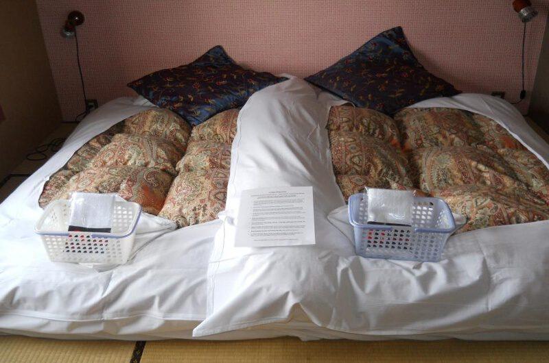 Blowhard Japan Bedroom   Upper Hirafu