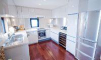 Cecuko Kitchen Area | Middle Hirafu