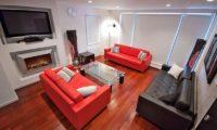 Cecuko Living Area with TV | Middle Hirafu