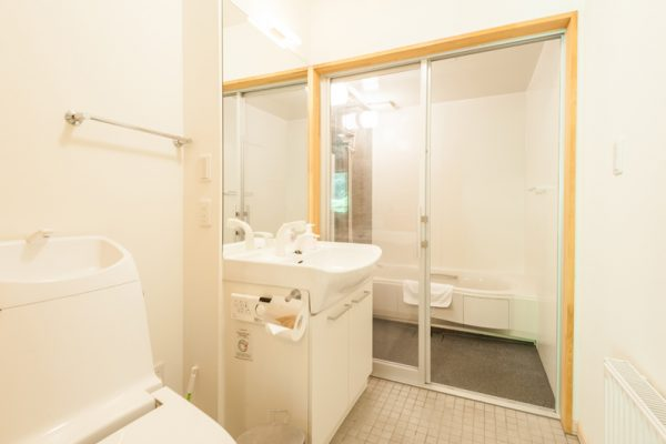 The Chalets at Country Resort Hamana Bathroom | West Hirafu