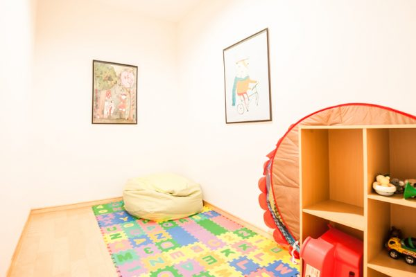 The Chalets at Country Resort Nagatoro Kids Play Area with Toys | West Hirafu
