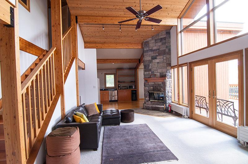 Creekside Lounge Area | Annupuri