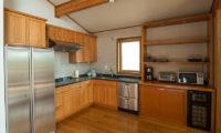Creekside Kitchen Area | Annupuri