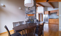 Creekside Kitchen and Dining Area | Annupuri