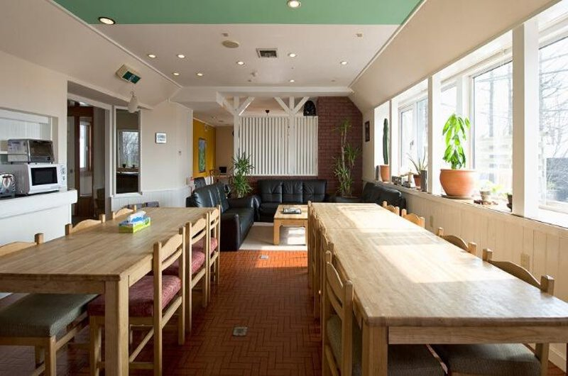 Downtown Lodge Dining Area | Middle Hirafu