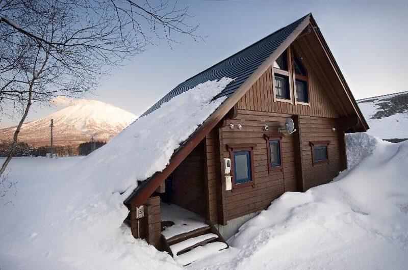 Ezo Fuji Outdoor Area with Snow | East Hirafu